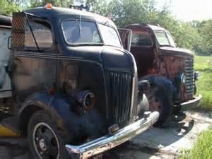 Vintage Cab Over Engine Trucks for Sale