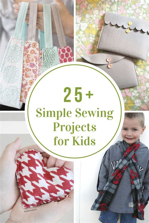 simple sewing projects  kids  idea room