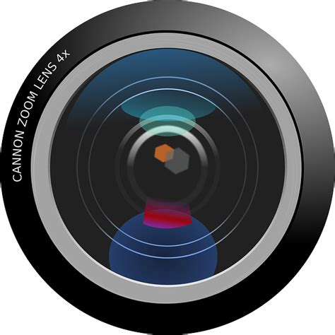 foto de Lens Camera Cam · Free vector graphic on Pixabay