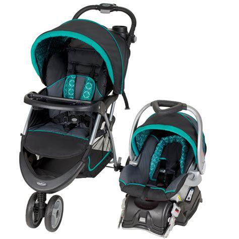 Baby Trend Ez Ride Car Seat & Stroller Helix