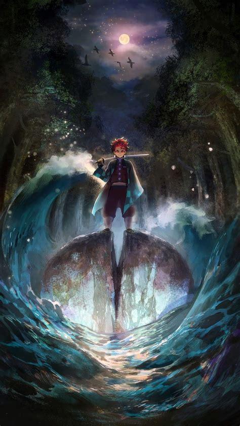 sweet magic wallpapers lindos de kimetsu  yaiba  celular demon slayer anime demon