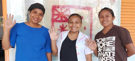 Feto Forti International Womens Day In Timor Leste