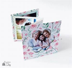 DIY Accordion Photo Album – Scrap Booking