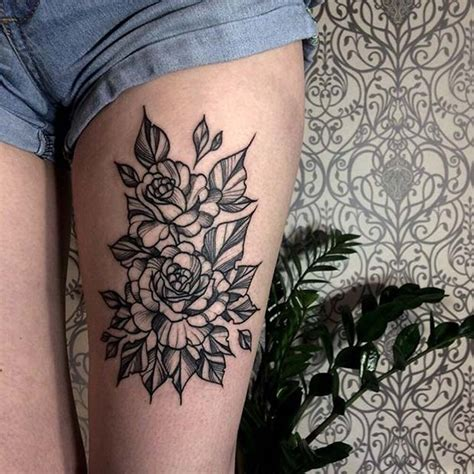 beautiful flower tattoo ideas  women page    stayglam