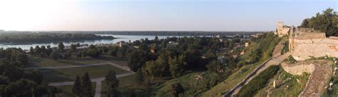 Photo Panorama from Kalemegdan