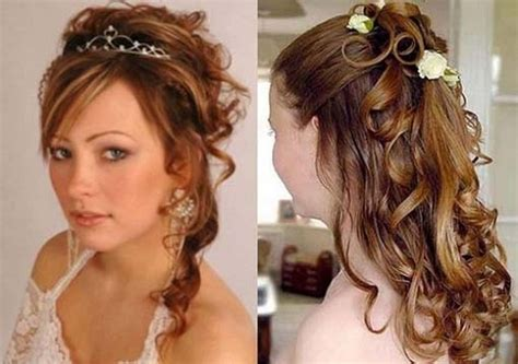 17 Best Images About Junior Bridesmaid Hair Styles On