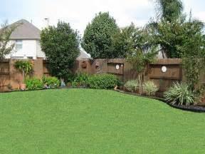 Backyard Landscaping Plans by Landscape Design For Backyard Privacy Garden Post