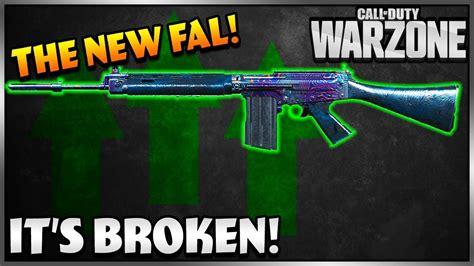 warzone fal setup gun