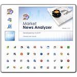 Toolbar Icons Taskbar Gui
