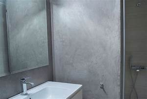 enduit mural salle de bain choosewellco With enduit mur salle de bain