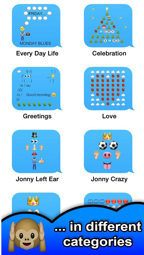 sms smileys  emoji emoticon art   mac software