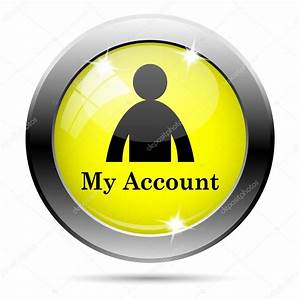 My account icon — Stock Photo © valentint #31681719