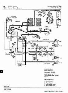 Ignition Wiring Diagram Ford 8630