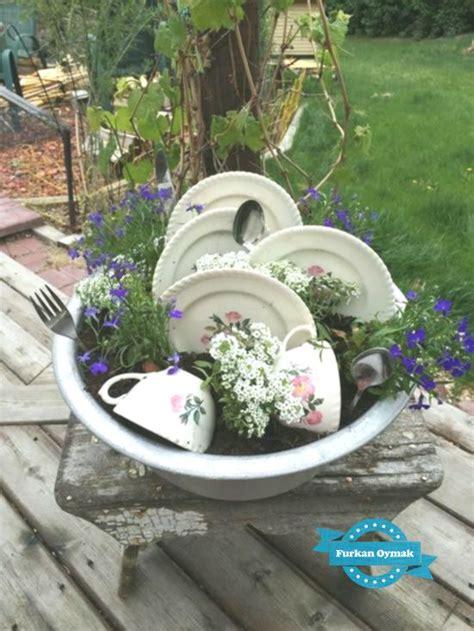 Topfpflanzen Für Den Garten by Kreative Gartendekorationstipps Garten Garten Ideen