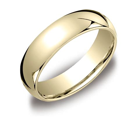 comfort fit 39 s 14k gold wedding band rings - Wedding Band