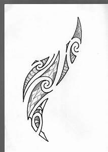 Maori tattoo by marino