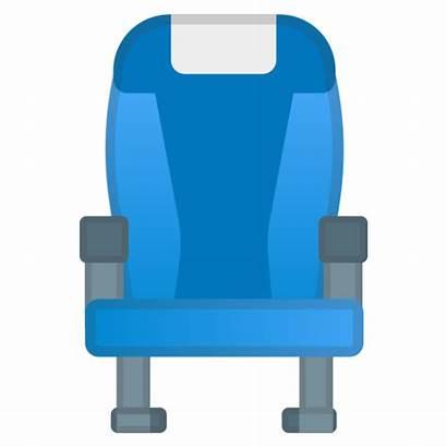 Icon Seat Emoji Travel Places Google Icons