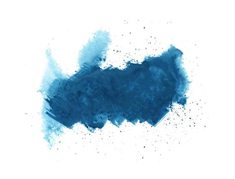4 Dark Blue Watercolor Background (JPG) OnlyGFX com