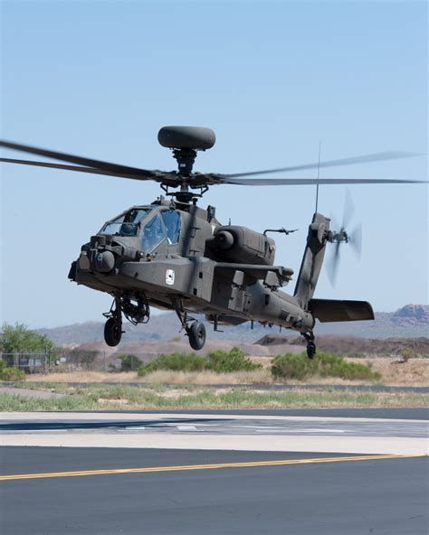 Boeing To Supply Ah-64e Apache Helicopters To South Korea