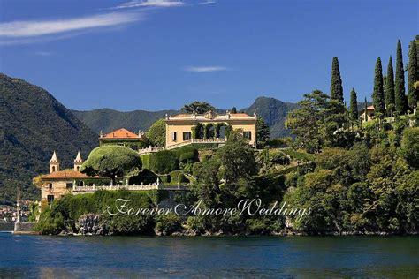 Overview Villa Del Balbianello Lake Como Wedding Venue