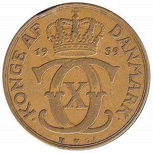 2 Danish Kroner coin Christian X - Exchange yours for cash ...
