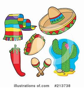 Clipart Mexican Food - Clipart Bay