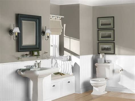 Bathroom Color Scheme Trends-interior Decorating