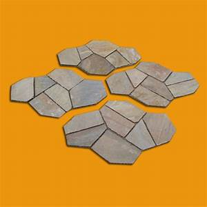 Polygonalplatten Auf Beton Verlegen : pflaster polygonalplatten ~ Lizthompson.info Haus und Dekorationen