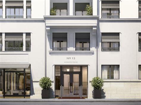 Mommsenstraße 15  Neubau  Berliner Architektur & Urbanistik