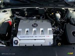 2003 Cadillac Seville Sts 4 6 Liter Dohc 32