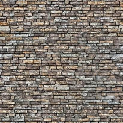 Stone Wall Texture Seamless Tile Brick Warm
