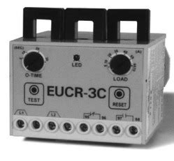 Electronic Under Current Relay Relays Contactors