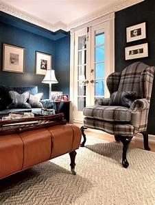 19, Blue, Living, Room, Designs, Decorating, Ideas