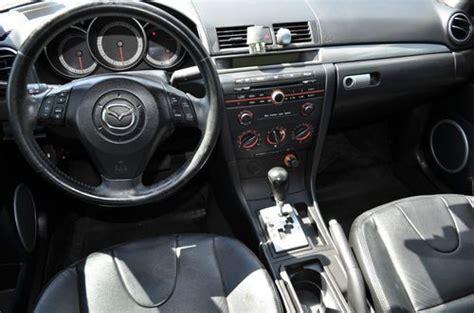 automobile air conditioning service 2005 mazda mazda3 interior lighting buy used 2005 mazda 3 s silver sedan 4 door 2 3l leather interior tint windows moonroof in