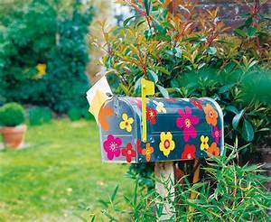 Boite Aux Lettres Americaine : accessoire jardin bo te aux lettres am ricaine truffaut ~ Dailycaller-alerts.com Idées de Décoration