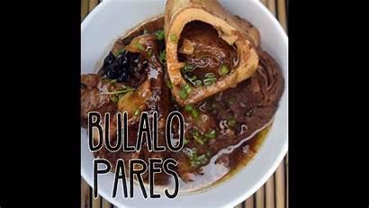 Beef Marrow Pares Stew Bulalo Shank Tutorial