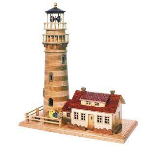 wood work birdhouse lighthouse plans  plans houtwerk