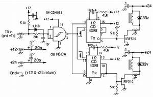 latching wave guide relay driver With dual coil latching relay wiring harness wiring diagram wiring