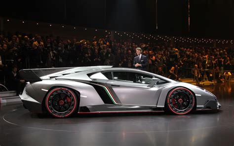 First Look Lamborghini Veneno  Automobile Magazine