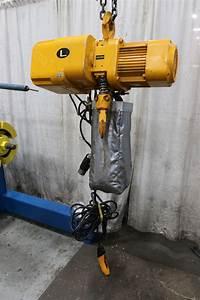 2 Ton Harrington Chain Hoist  Stock  69522