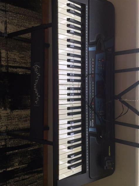 pitchmaster du electronic keyboard  sidcup