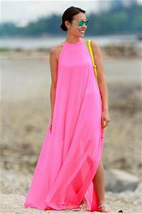 Hot Pink Maxi Asos Dresses Yellow Mini JCrew Bags Green
