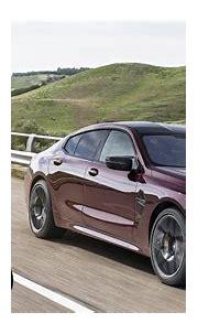 BMW M8 Competition Gran Coupe: fuel consumption economy ...
