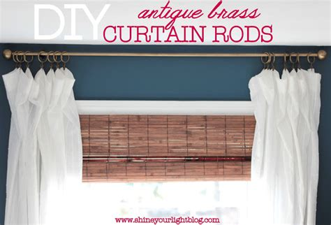Diy Curtain Rod- Stick Mustard Yellow Curtains Target Shower Pine Cone Lace Curtain And Bedspread Sets Red French Country Valance Ideas Style Modern Next Ready Made
