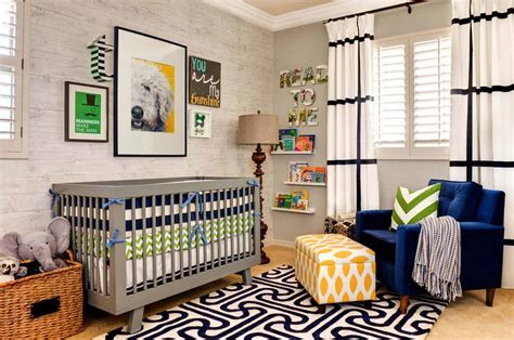 Nursery Room : Amazing Decorating Ideas To Create A Stylish Nursery