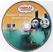 Thomas Halloween Adventures Dvd Menu by Thomas Halloween Adventures Thomas The Tank Engine Wikia