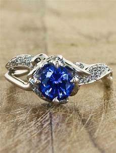 unique engagement rings rustic engagement rings eco With unique wedding engagement rings