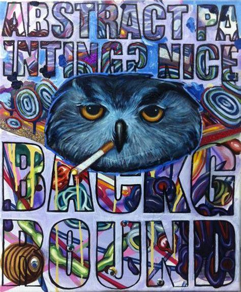 Art Owl Meme - cartwheel art 187 bill dambrova art student owl