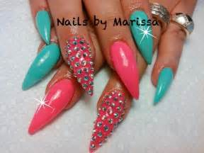 Stilettos nails art better design fav