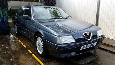 1991 Alfa Romeo 164 by 1991 Alfa Romeo 164 2 0 Twinspark Lusso For Sale Classic